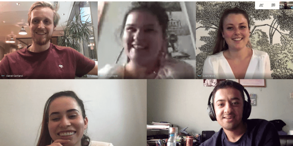 Our Experience of Onboarding New Team Members Remotely featured image